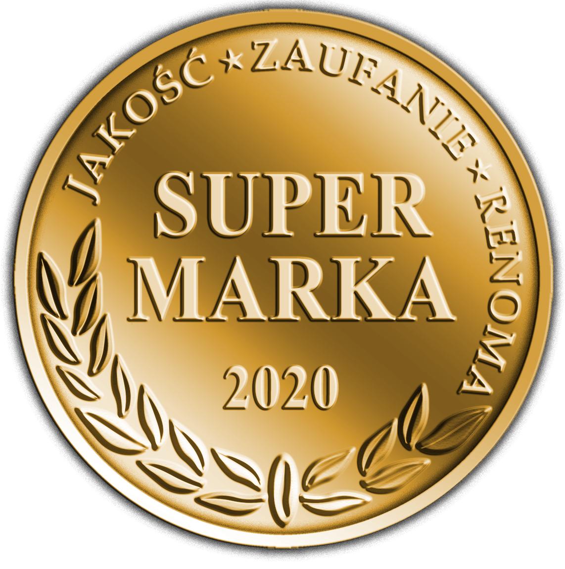 Buderus z prestiżowym tytułem Super Marka 2020 – Jakość, Zaufanie, Renoma.