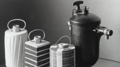 90 lat filtrów paliwa Bosch