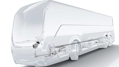 Bosch rozszerza swoją ofertę układów kierowniczych i elementów osprzętu do pojazdów użytkowych