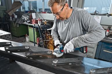 Szlifierka kątowa Bosch GWS 18V-10 Professional Heavy Duty