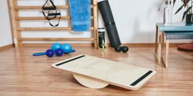 Platforma balansowa do ćwiczeń w domu