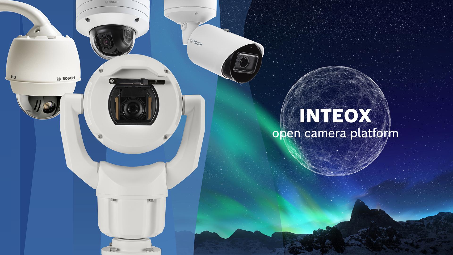 Bosch ogłosił wprowadzenie INTEOX – nowej platformy dozoru wizyjnego, stworzonej z myślą o modernizacji i dalszym rozwoju branży zabezpieczeń.