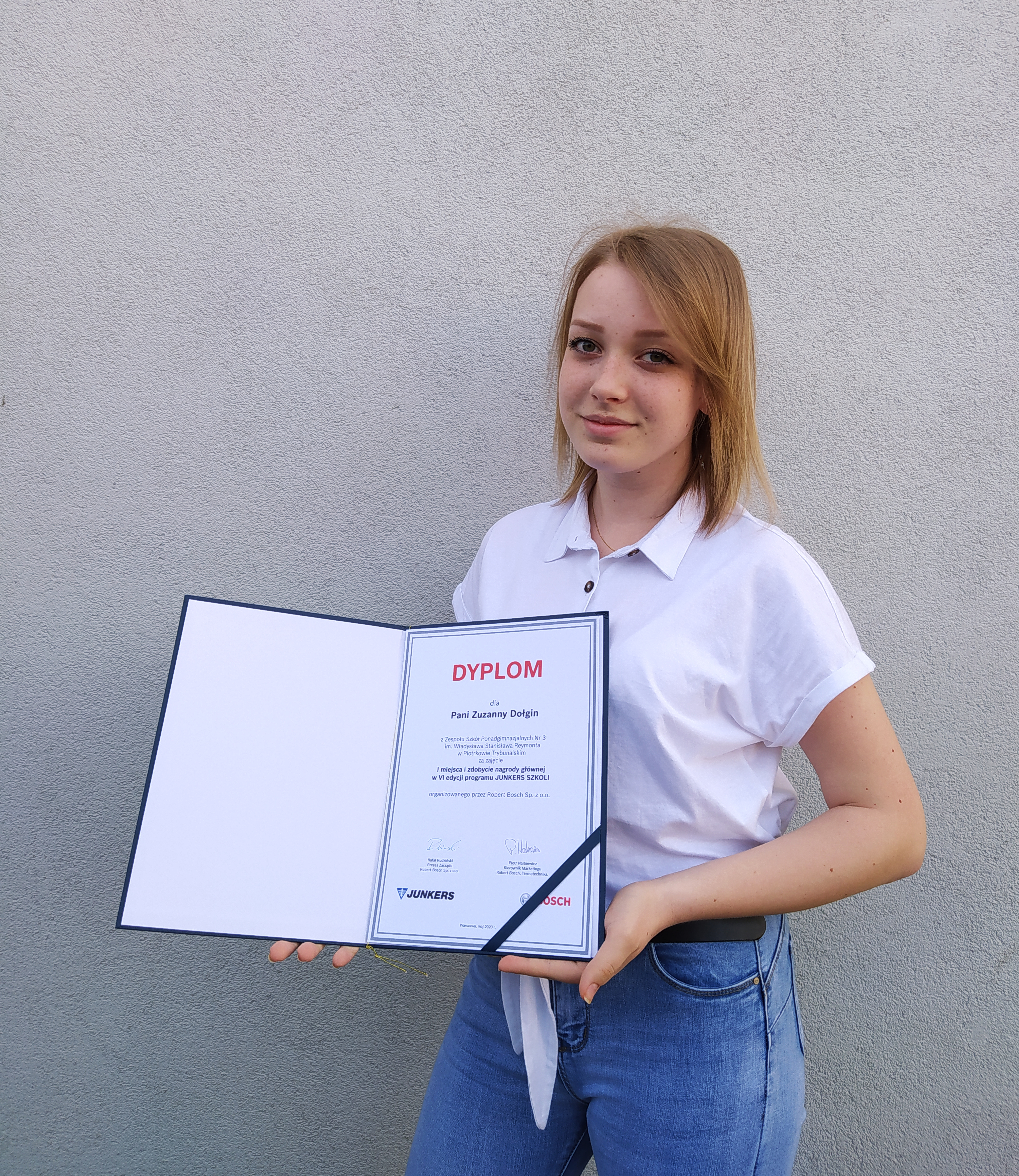 Finał VI edycji Junkers Szkoli – Bosch Termotechnika wyłania zwycięzców programu