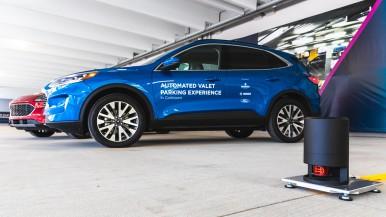 Ford, Bedrock i Bosch testują w Detroit zautomatyzowane parkowanie pojazdów
