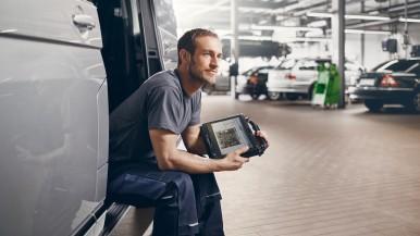 Bosch ESI[tronic] 2.0: efektywna praca również w przyszłości dzięki najnowszym a ...
