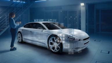 Bosch i Microsoft stworzą cyfrową platformę ułatwiającą integrację samochodów z  ...