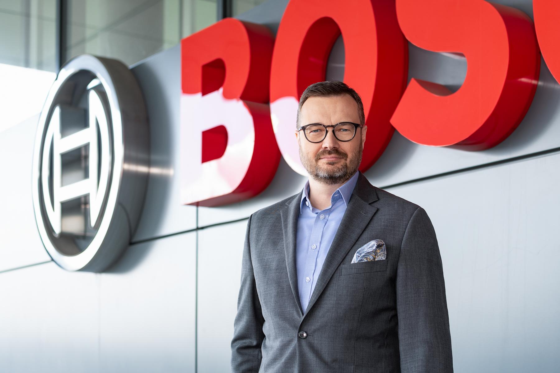 Rafał Rudziński, Bosch CEO