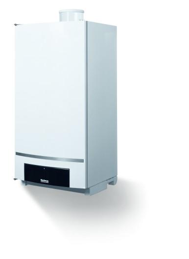 Kocioł kondensacyjny Buderus Logamax plus GB162