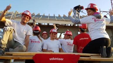 Bosch continuă acțiunile de responsabilitate socială în România