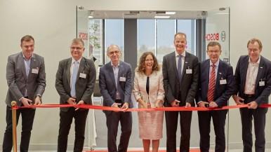Bosch Service Solutions își mută operațiunile într-o nouă clădire de birouri din Timișoara