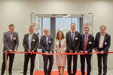 Inaugurarea sediului Bosch Timisoara