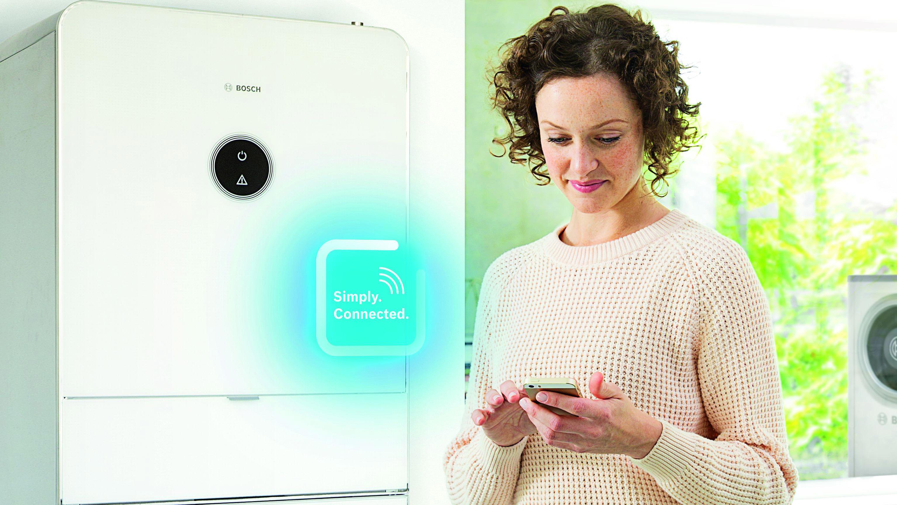 Viitorul termotehnicii este definit de Bosch