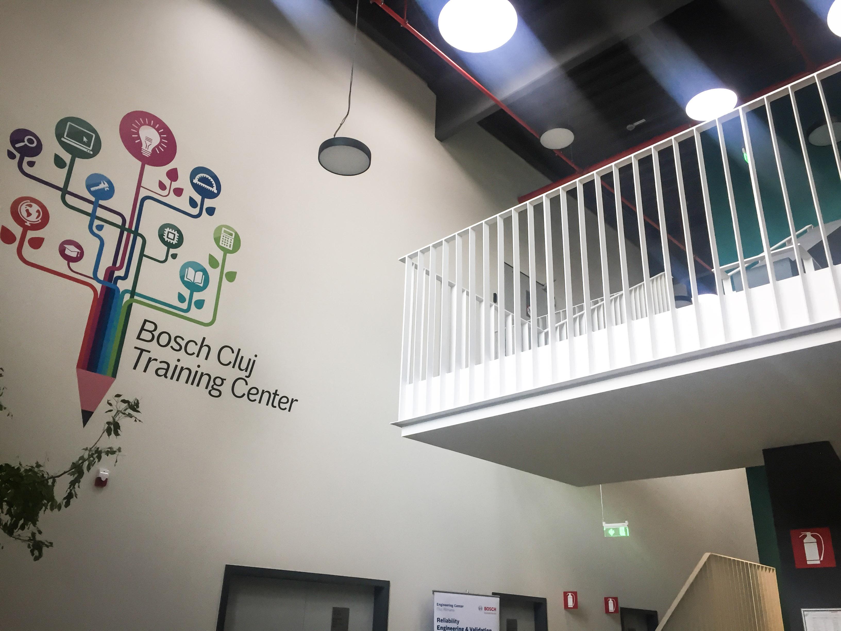 Bosch inaugurează un Centru de Training la Cluj