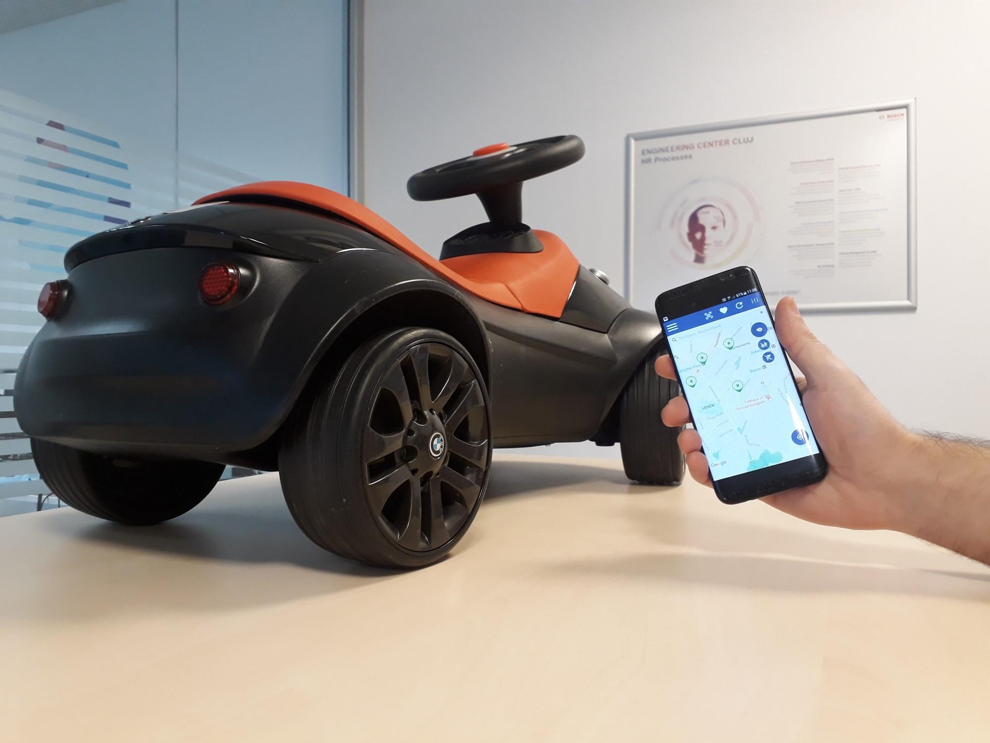 Bosch continuă programele dedicate studenților și invită publicul larg să experimenteze tehnologiile viitorului