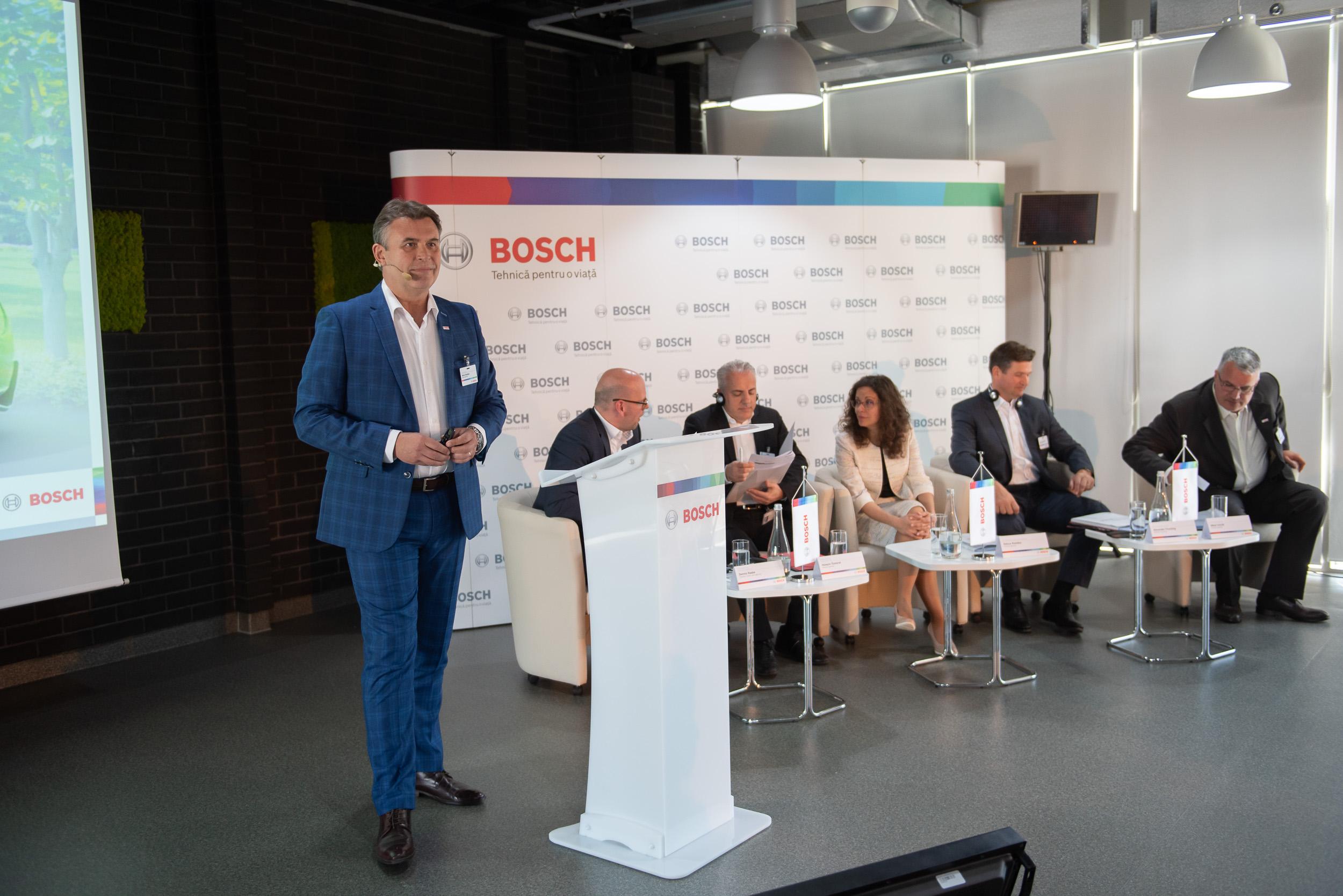 Conferința anuală de presă 2019, București
