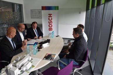Bosch lansează un nou program de masterat în colaborare cu Universitatea Tehnică din Cluj-Napoca