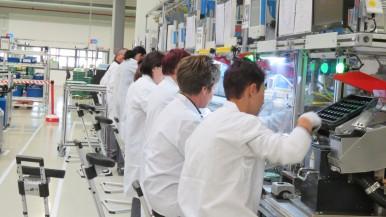 Fabrica Bosch din Blaj a echipat un laborator dedicat pregătirii tehnice a studenților