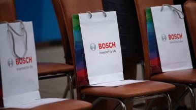 Bosch deschide oficial programul de Şcoală Duală la Blaj