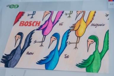 Bosch susţine educaţia prin acțiuni de responsabilitate socială