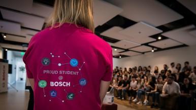 """Bosch a demarat un nou proiect cu mediul universitar """"Start lansat pentru o carieră de succes"""""""