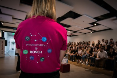 Bosch a demarat un nou proiect cu mediul universitar