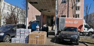 Bosch se implică activ în lupta împotriva Covid -19 în România