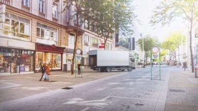 Încărcate complet: Bosch aduce vehiculele comerciale ușoare pe șosele