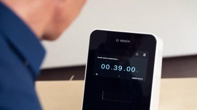 Noul test rapid Bosch pentru coronavirus oferă rezultate fiabile în 39 de minute