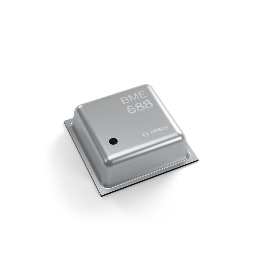 Digital nose for air quality: Bosch Sensortec's 4-in-1 gas sensor with AI