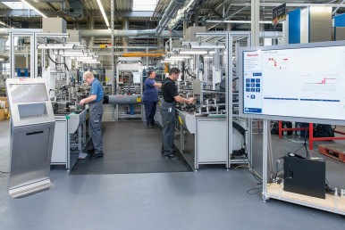 Bosch: the mobility of the future needs fuel cells