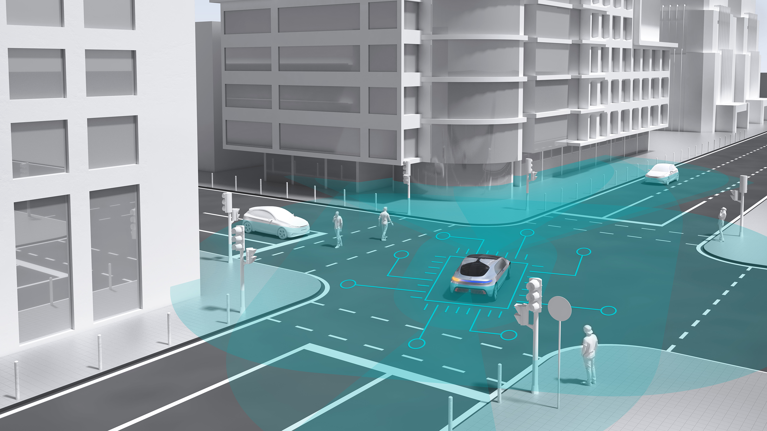 Bosch and Daimler have selected and signed an agreement with the U.S. AI computing company Nvidia...
