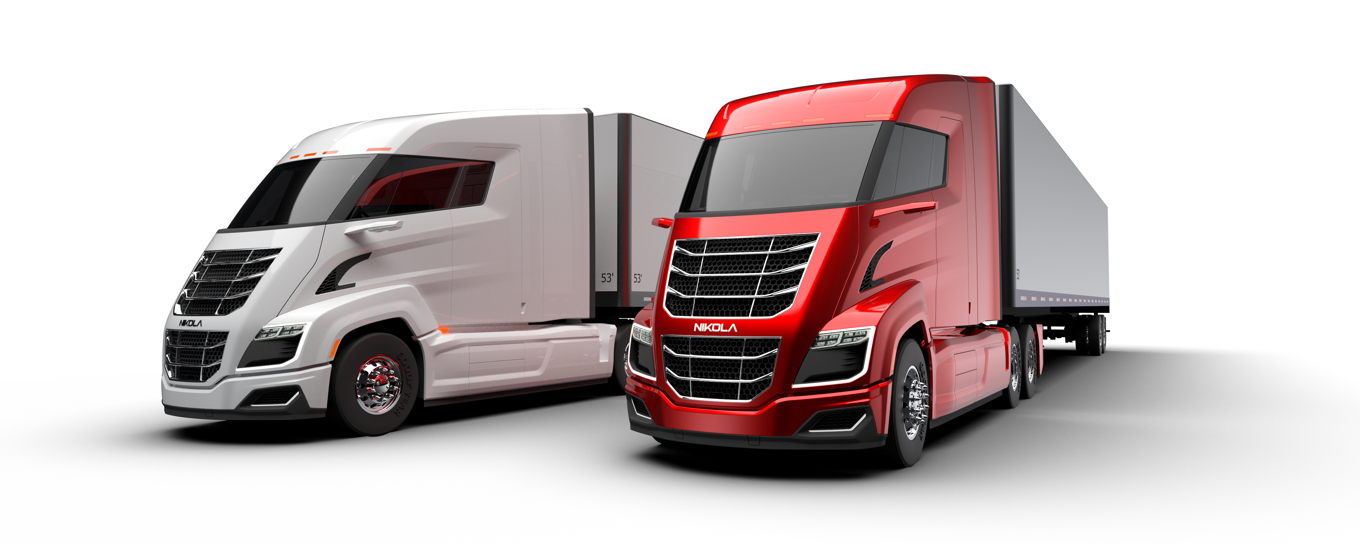 Commercial vehicle innovation enabler: Bosch brings advanced solutions to the new Nikola Two truck