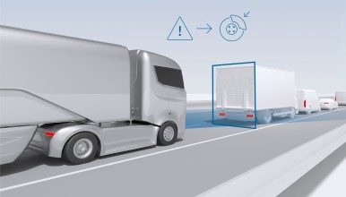 Predictive emergency braking