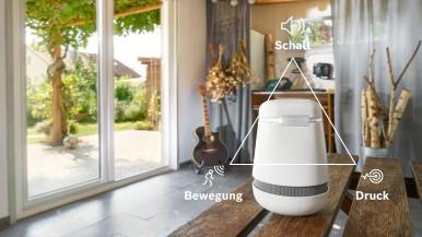 Sicherheit to go mit Spexor von Bosch
