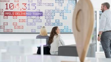 Bosch Pressegespräch und -rundgang