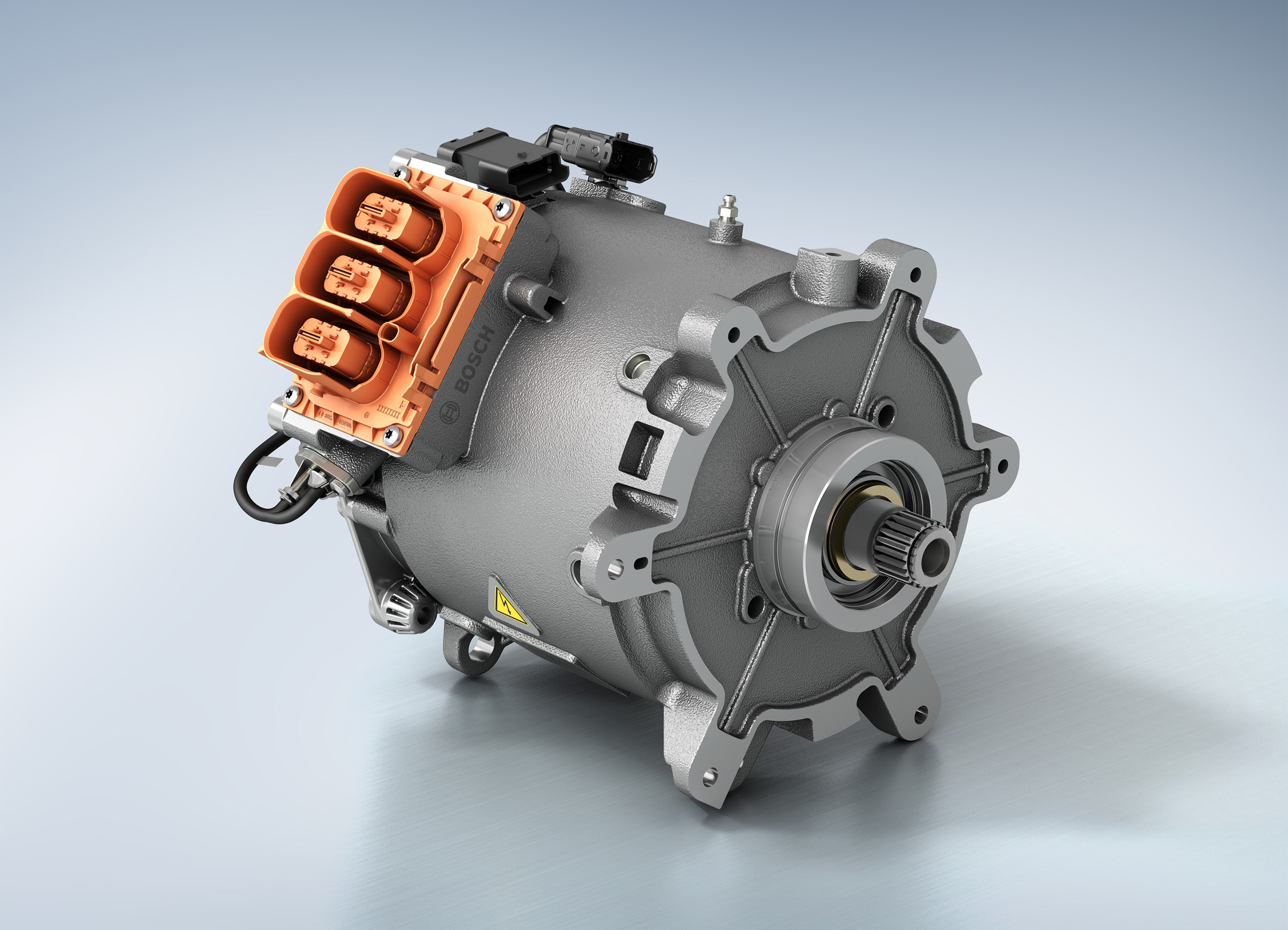 Bosch Axle Split Hybrid Drive Honoured With Automechanika Innovation Award Bosch Media Service