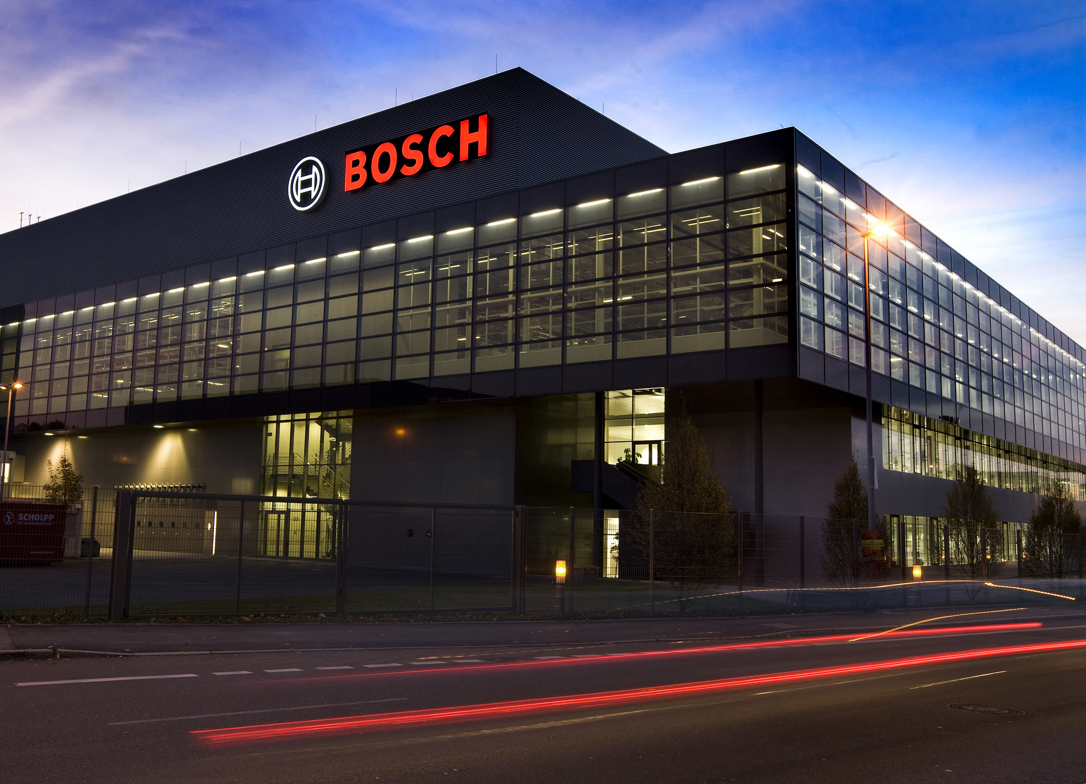 environment award for businesses 2012 for bosch bosch media service. Black Bedroom Furniture Sets. Home Design Ideas