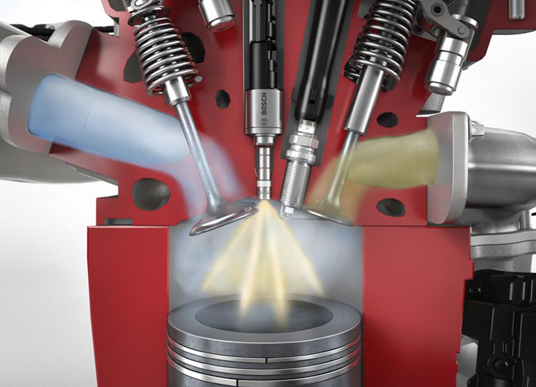 Benzindirekteinspritzung: Leistungsstark und auf dem Vormarsch