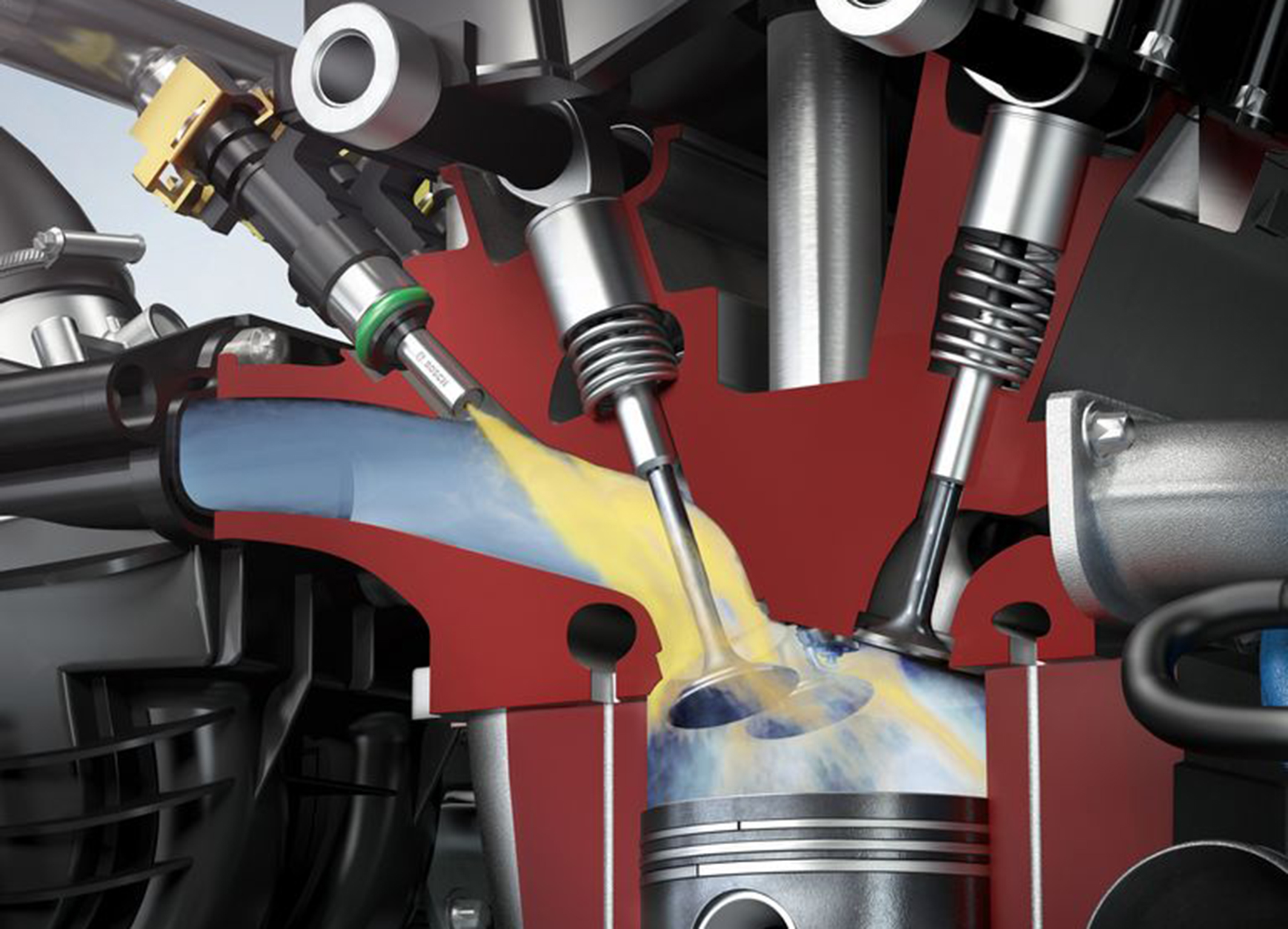 Gasoline Injection Systems Bosch Media Service