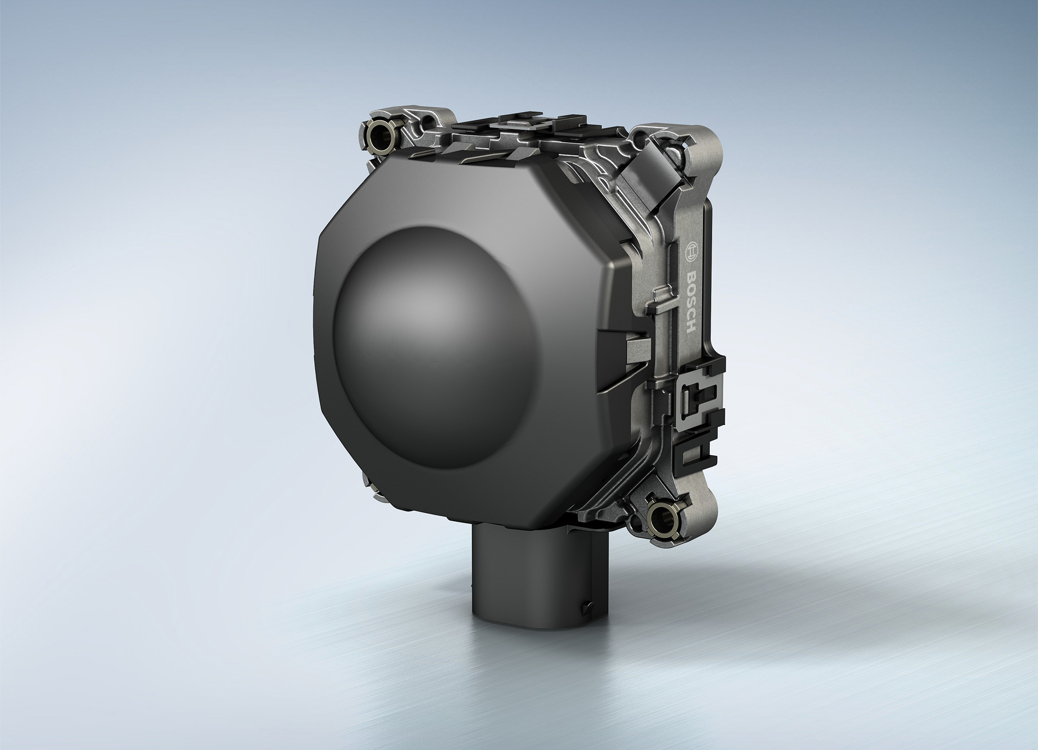 New Bosch radar sensor for assistance systems