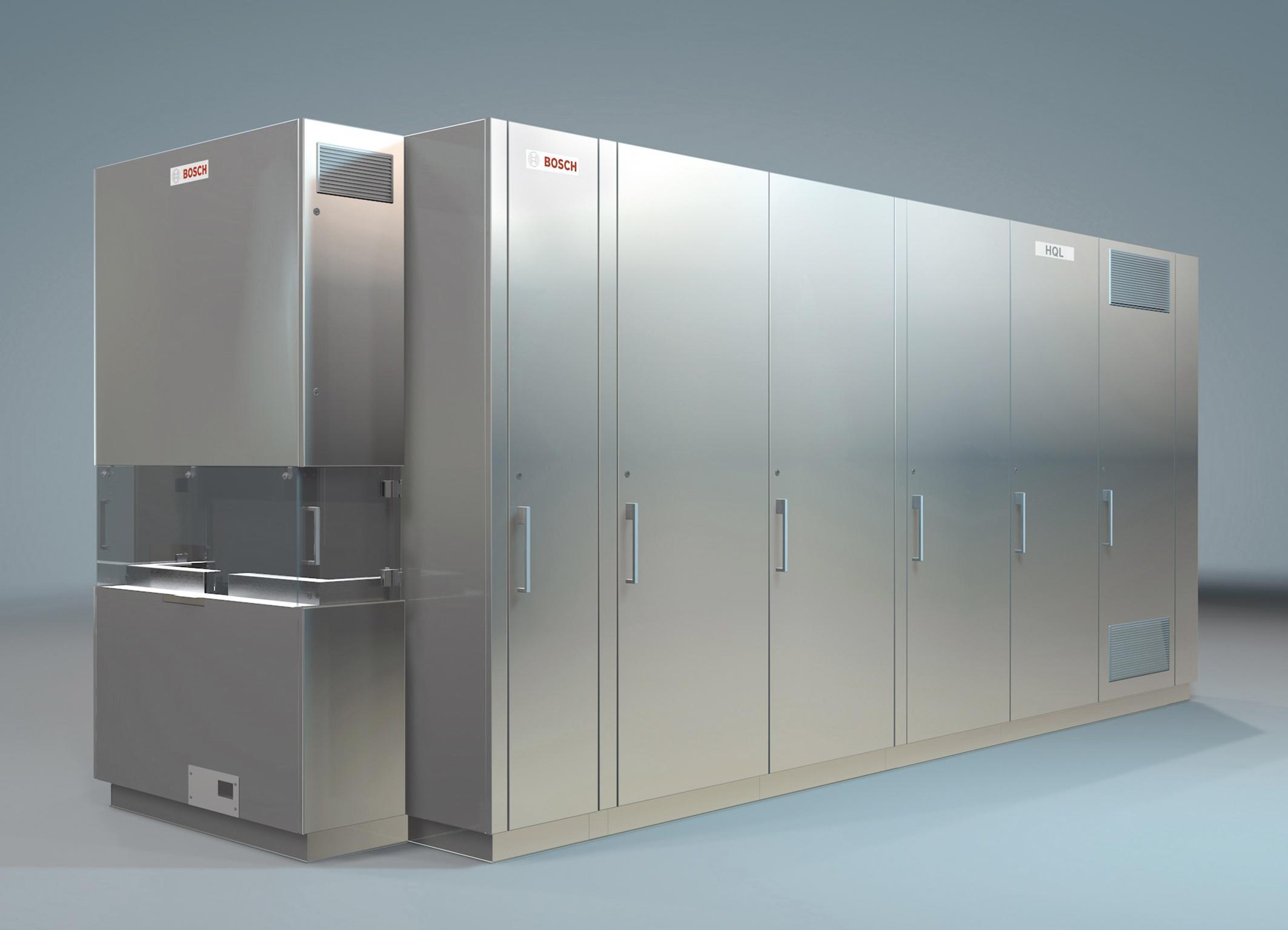 Bosch Introduces New Hql Sterilization Tunnel Series