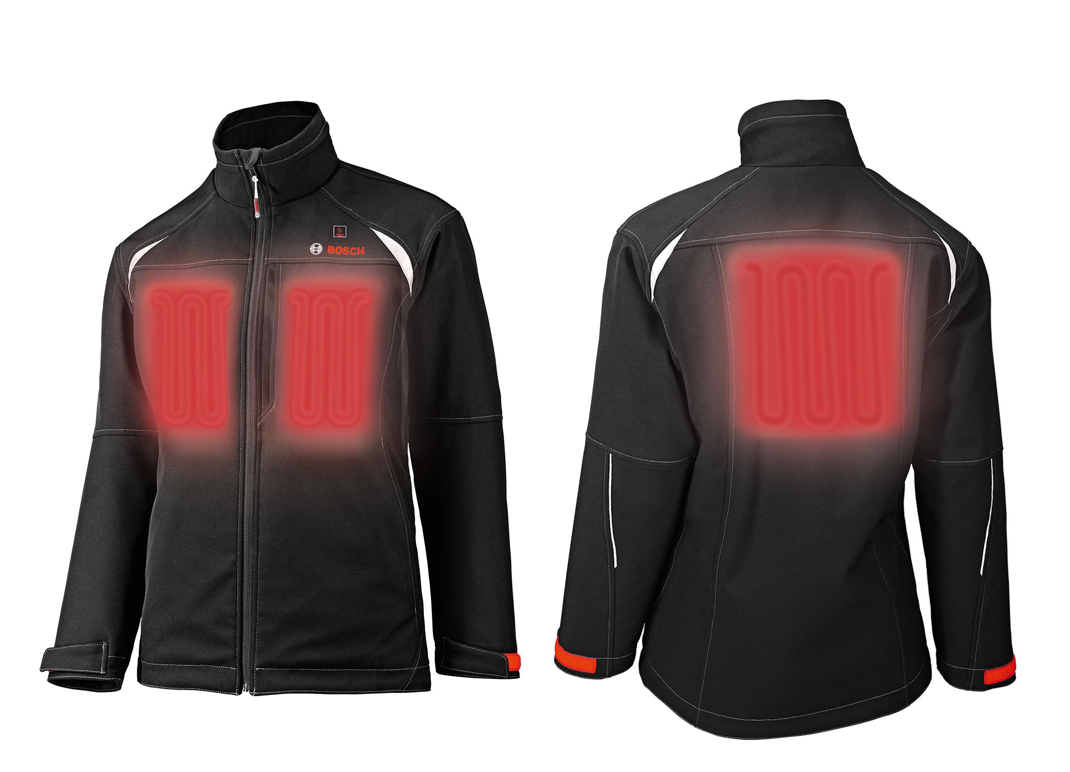The Bosch Heat Jacket 10 8 V Professional Bosch Media