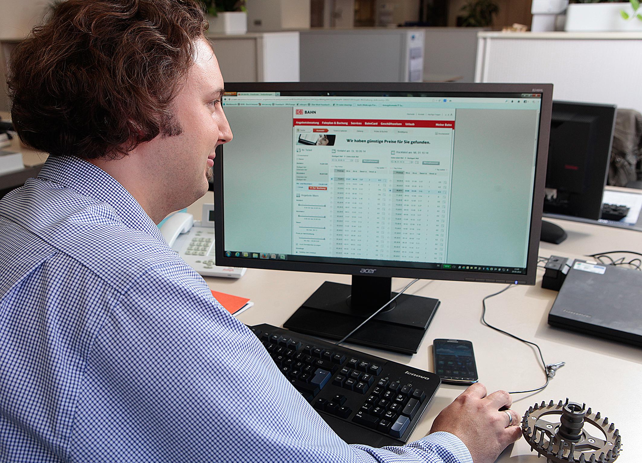 Private Nutzung von E-Mail, Telefon und Internet bei Bosch