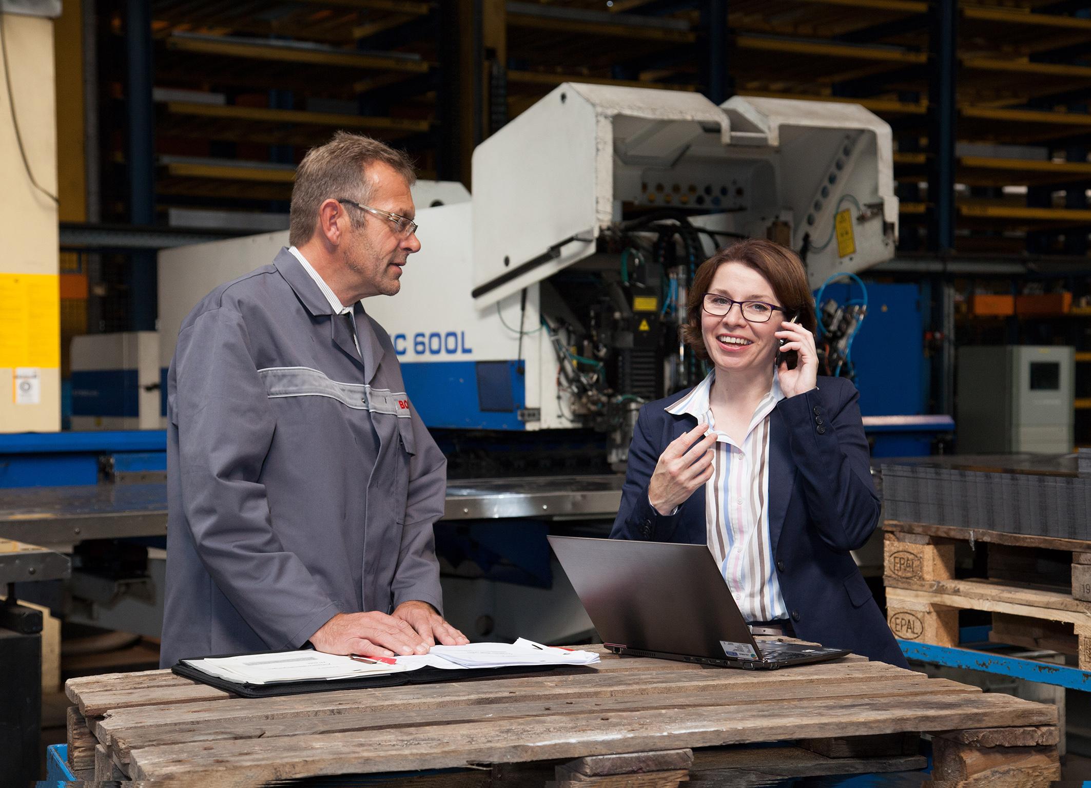 Ausbau der flexiblen Arbeitskultur bei Bosch