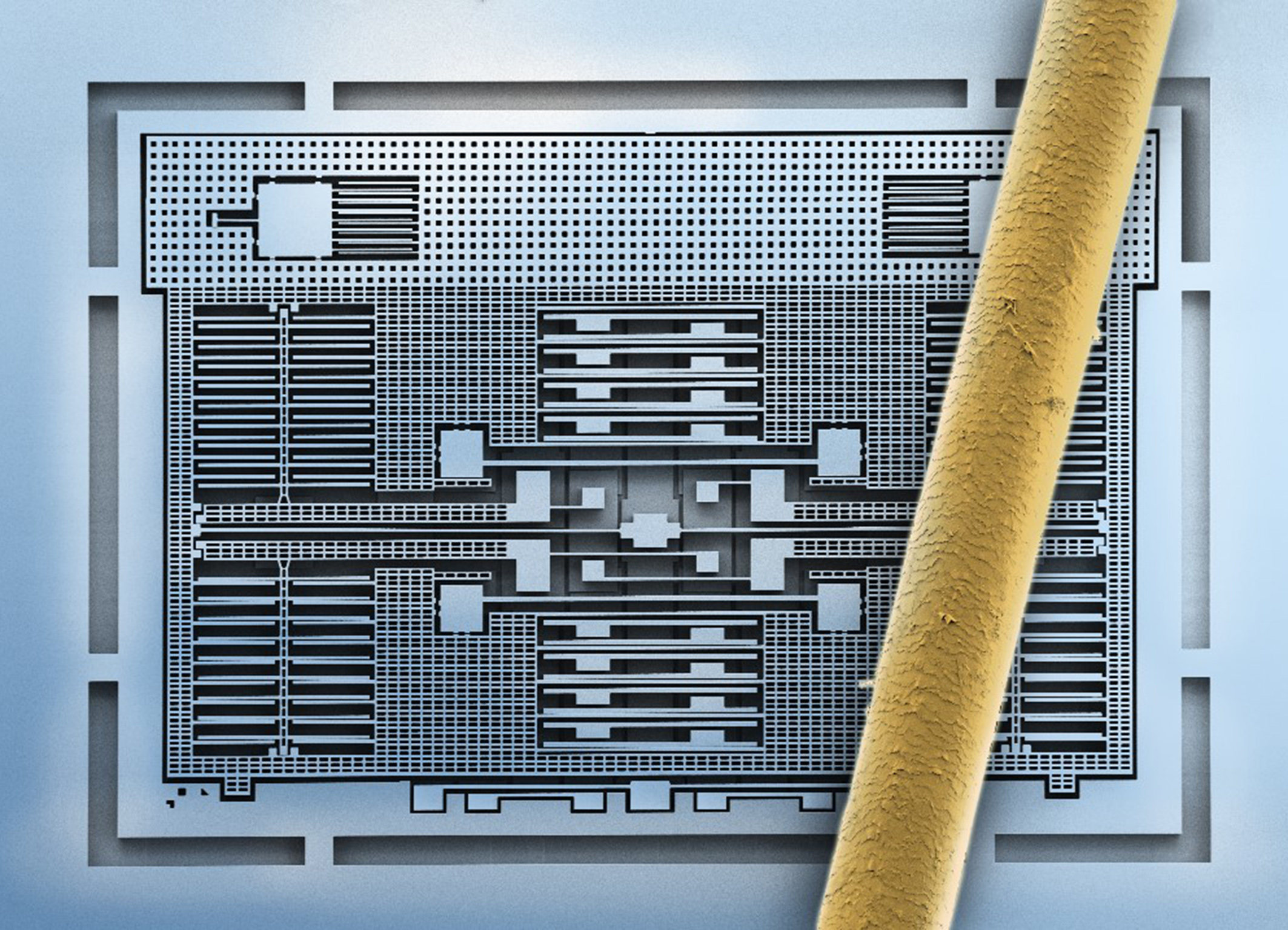 MEMS-Sensoren als Bausteine der vernetzten Welt