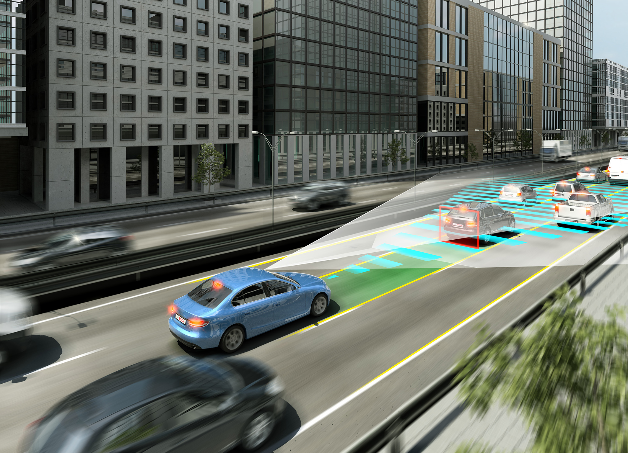 Mobility solutions for tomorrow's traffic – automated driving