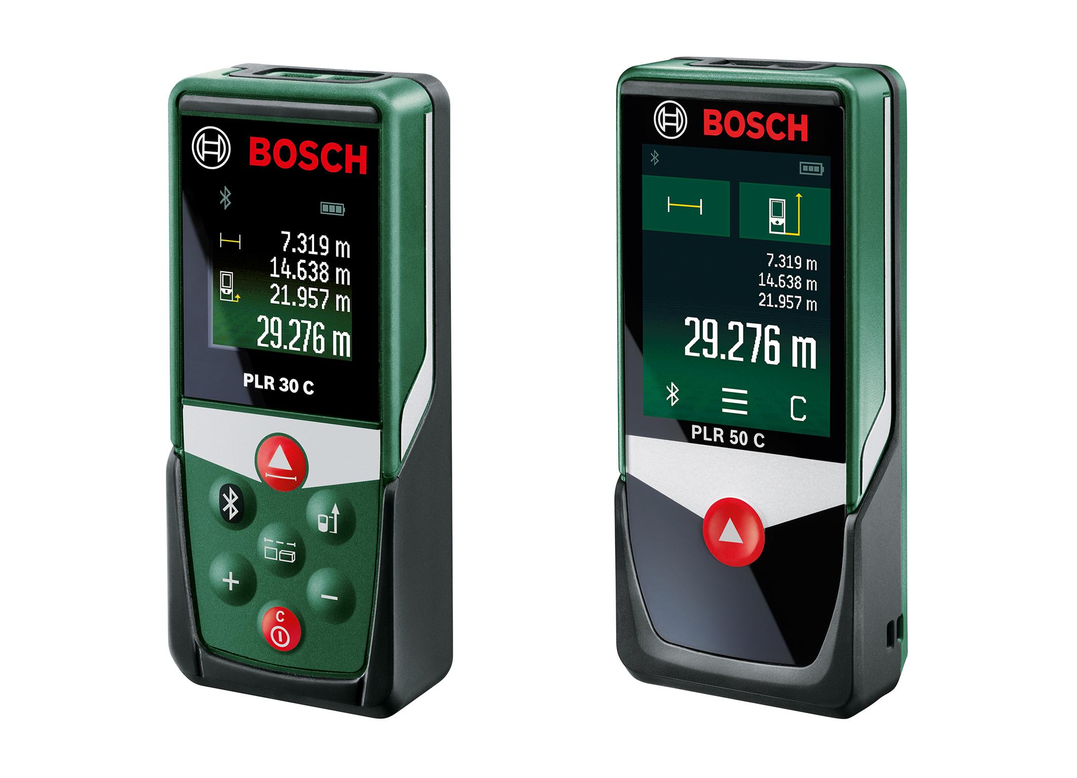 Bosch Laser Entfernungsmesser Neigungssensor : Bosch verbindet messgeräte mit app media service