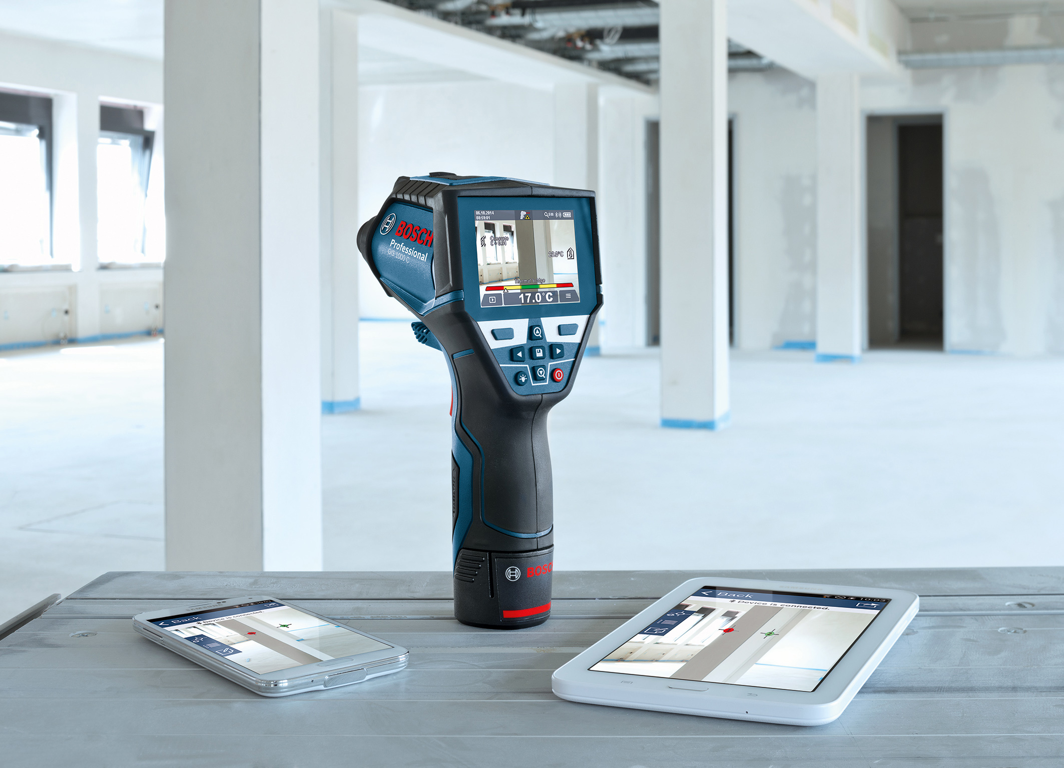 Thermo camera and thermo detector from Bosch - Bosch Media Service