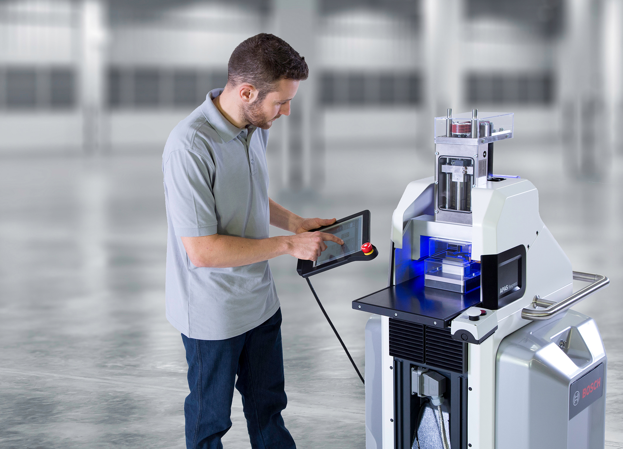 APAS flexpress  Automatic device for flexible joining