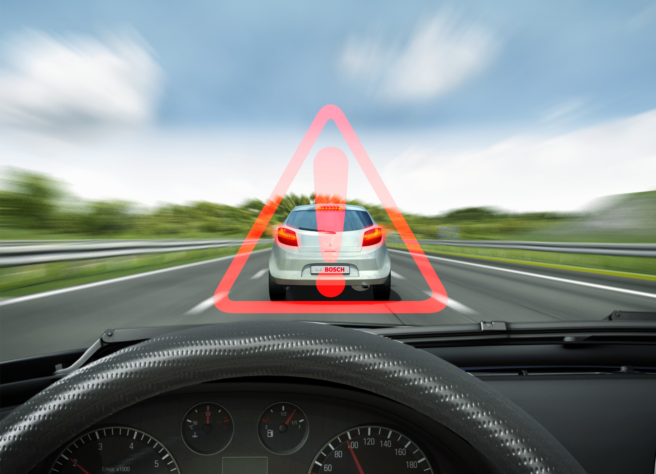 Predictive collision warning